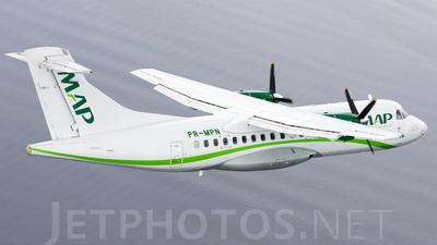 PR-MPN - ATR 42-320 - MAP Linhas Aéreas