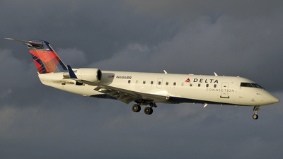 N686BR - Bombardier CRJ-200ER - Delta Connection (Atlantic Southeast Airlines)