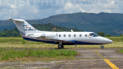 HK-4446-G - Beechcraft 400A Beechjet - Private