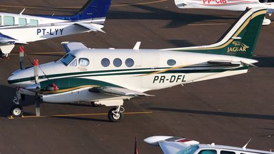 PR-DFL - Beechcraft C90B King Air - Private