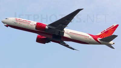 VT-ALC - Boeing 777-237LR - Air India