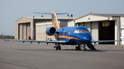 N604PA - Bombardier CL-600-2B16 Challenger 604 - Private