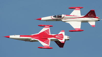 71-3066 - Canadair NF-5A Freedom Fighter - Turkey - Air Force