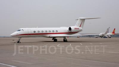 N944H - Gulfstream G550 - Honeywell Aerospace