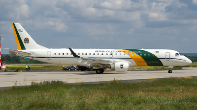 FAB2592 - Embraer VC-2 - Brazil - Air Force