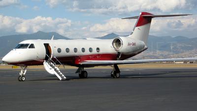 XA-GMX - Gulfstream G450 - Private