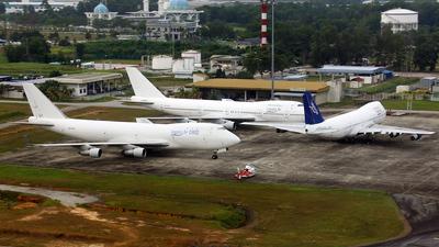 WMKJ - Airport - Ramp