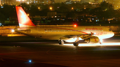 A6-ABC - Airbus A320-214 - Air Arabia