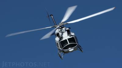 4O-HEK - Agusta-Bell AB-412EP - Montenegro - Police