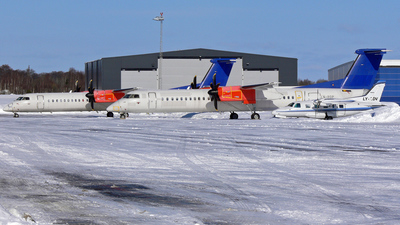 ESKN - Airport - Ramp