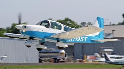 A picture of N119ST - Grumman American AA5B - [AA5B0119] - © Steve Homewood
