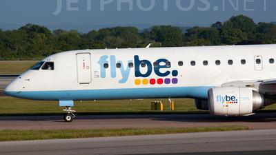 G-FBEE - Embraer 190-200LR - Flybe
