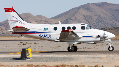 N14CP - Beechcraft C90 King Air - Dynamic Avlease
