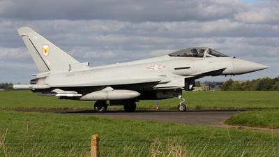 ZK316 - Eurofighter Typhoon FGR.4 - United Kingdom - Royal Air Force (RAF)
