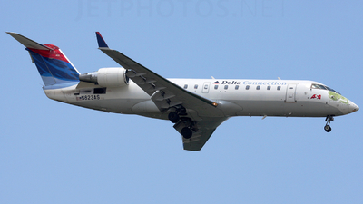 N823AS - Bombardier CRJ-200ER - Delta Connection (Atlantic Southeast Airlines)