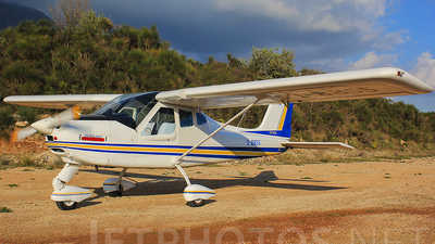 I-8855 - Tecnam P92 Echo Super - Private