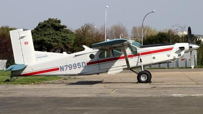 A picture of N7995D - Pilatus PC6/B2H4 - [931] - © William Verguet