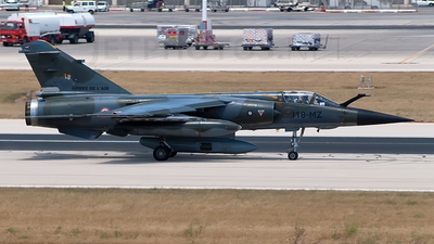 615 - Dassault Mirage F1CR - France - Air Force