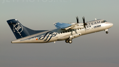 YR-ATC - ATR 42-500 - Tarom - Romanian Air Transport