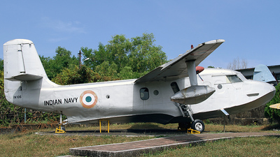 IN106 - Short SA-6A Sealand Mk.I - India - Navy