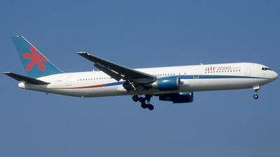 G-OOAL - Boeing 767-38A(ER) - Air 2000