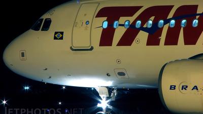 PR-MHG - Airbus A320-214 - TAM Linhas Aéreas