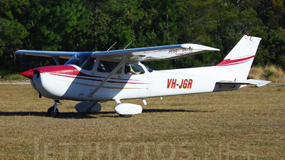 VH-JGR - Cessna 172N Skyhawk II - Private