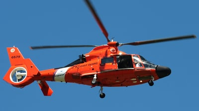 6579 - Aérospatiale HH-65C Dauphin - United States - US Coast Guard (USCG)