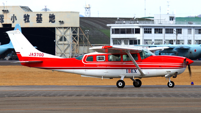 JA3700 - Cessna T207 Turbo Skywagon - Ibex Aviation