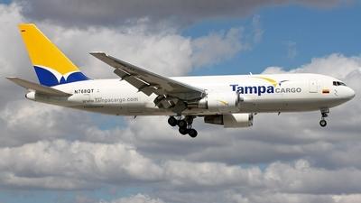 N768QT - Boeing 767-241F(ER) - Tampa Cargo