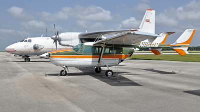 N1158M - Cessna 337F Super Skymaster - Private