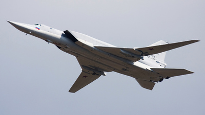 RF-94139 - Tupolev Tu-22M3 Backfire - Russia - Air Force