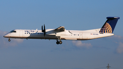N203WQ - Bombardier Dash 8-Q402 - United Express (Colgan Air)