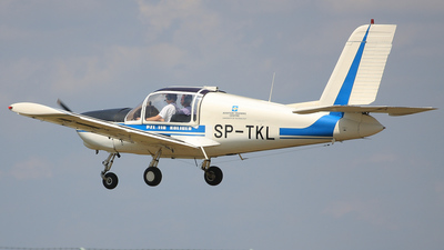 SP-TKL - PZL-Okecie 110 Koliber - OKL - Aviation Training Centre of Rzeszow Technical University