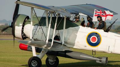 LS326 - Fairey Swordfish Mk.II - United Kingdom - Royal Navy Historic Flight