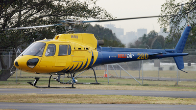 VH-RLO - Eurocopter AS-350 Squirrel - Heli Air