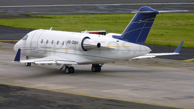 A6-DNH - Bombardier CL-600-2B16 Challenger 605 - ExecuJet Middle East