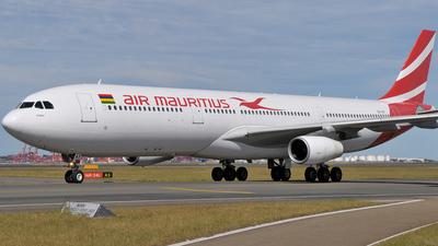 3B-NAY - Airbus A340-313X - Air Mauritius