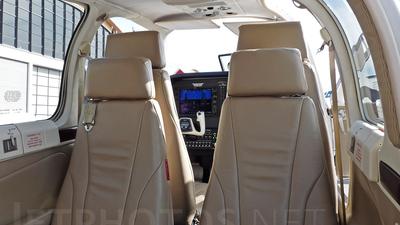 M-NINE - Beechcraft 58 Baron - Private