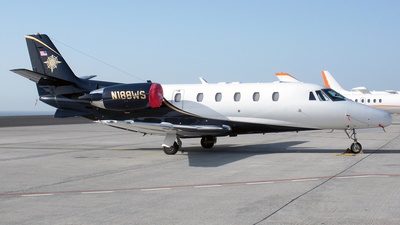 N188WS - Cessna 560XL Citation Excel - Private
