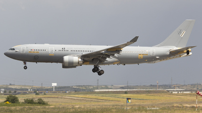 A picture of EC330 - Airbus A330200(MRTT) - Airbus - © Ruben Galindo