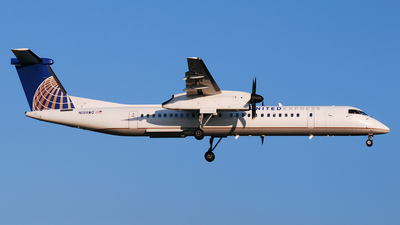 N199WQ - Bombardier Dash 8-Q402 - United Express (Colgan Air)
