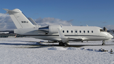 N181J - Bombardier CL-600-2B16 Challenger 604 - TAG Aviation
