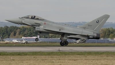 MM7306 - Eurofighter Typhoon EF2000 - Italy - Air Force