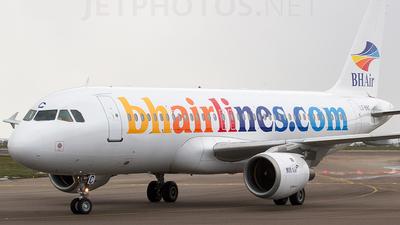 LZ-BHC - Airbus A320-211 - BH Air