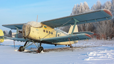 UR-02757 - Antonov An-2 - Untitled