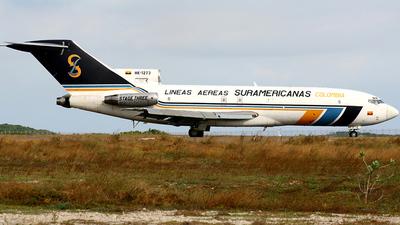 HK-1273 - Boeing 727-24C - Líneas Aéreas Suramericanas