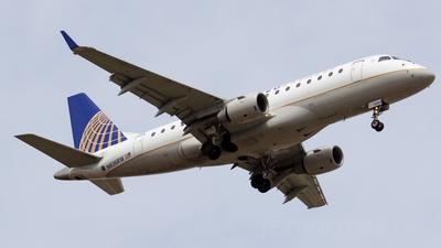 N636RW - Embraer 170-100SE - United Express (Shuttle America)