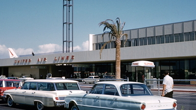 KLAX - Airport - Terminal