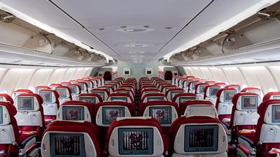 B-6510 - Airbus A340-642 - Hainan Airlines